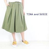 TINA and SUSIE スカート入荷☆